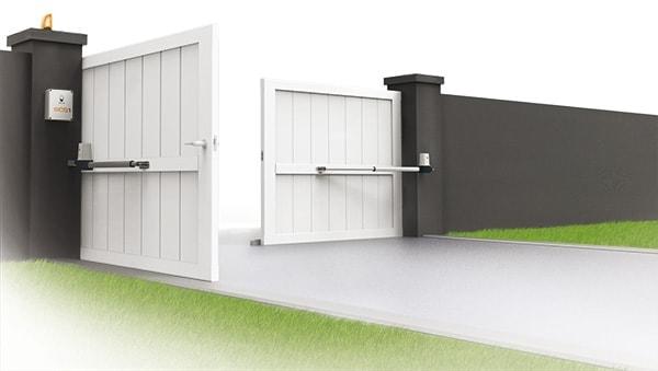 choisir la motorisation de portail v rins scs la boutique. Black Bedroom Furniture Sets. Home Design Ideas