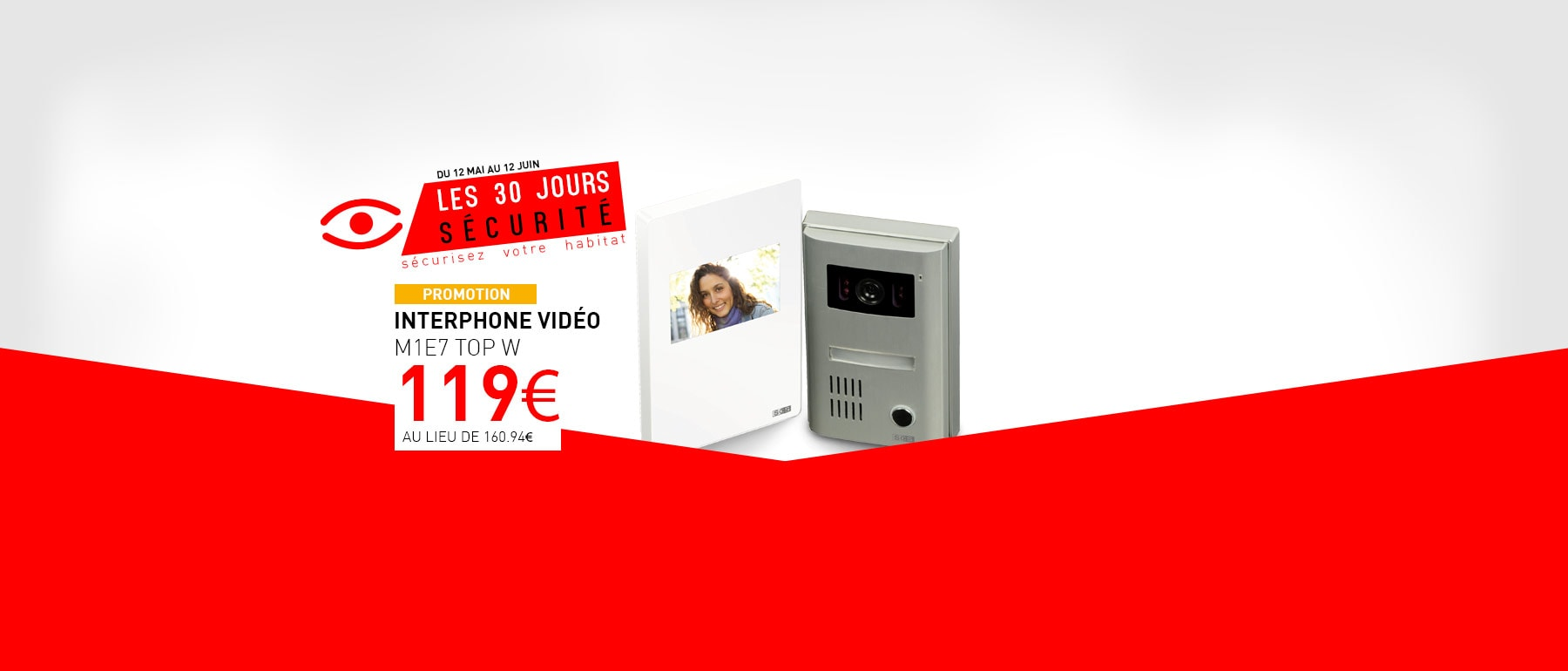 PROMO Interphone vidéo