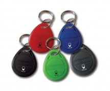Lot de 5 badges couleur - Clavier - XO-C 5 badges