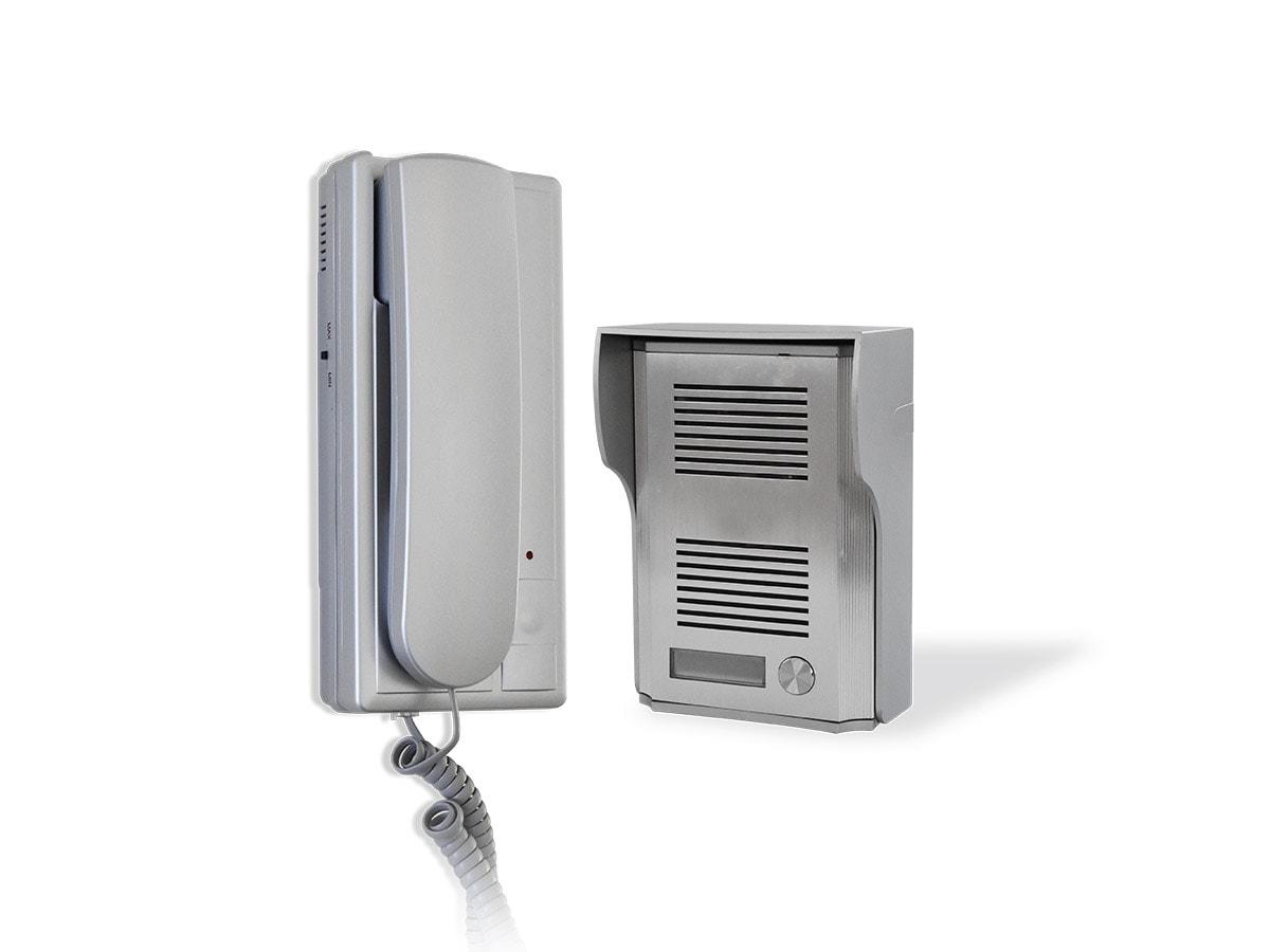 interphone audio sans fil audiokit 150 scs la boutique. Black Bedroom Furniture Sets. Home Design Ideas