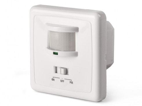interrupteur d tecteur de mouvement st01 w scs la boutique. Black Bedroom Furniture Sets. Home Design Ideas