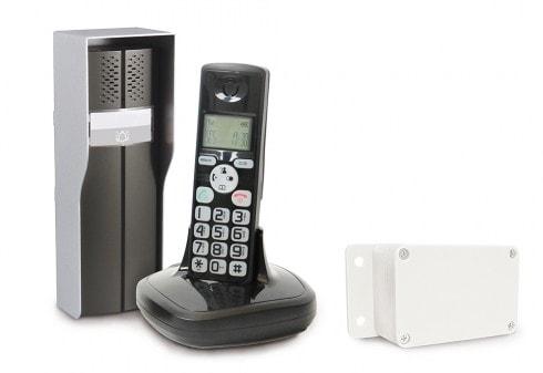 interphone audio sans fil duophone 150 scs la boutique. Black Bedroom Furniture Sets. Home Design Ideas