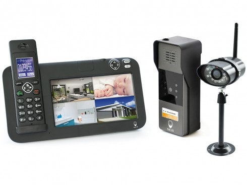 kit interphone audi vidéo