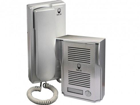 Interphone audio sans fil pas cher audiokit 150 scs la - Interphone sans fil somfy ...