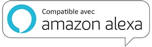 compatible avec Amazon Alexa