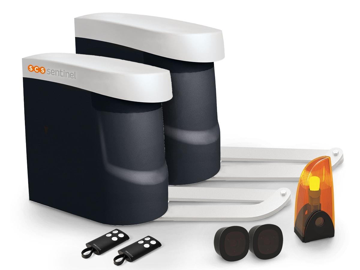 kit motorisation portail bras articul s pas cher opengate 2 scs la boutique. Black Bedroom Furniture Sets. Home Design Ideas