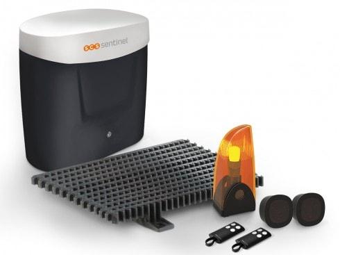 kit motorisation portail coulissant pas cher opengate 3 scs la boutique. Black Bedroom Furniture Sets. Home Design Ideas
